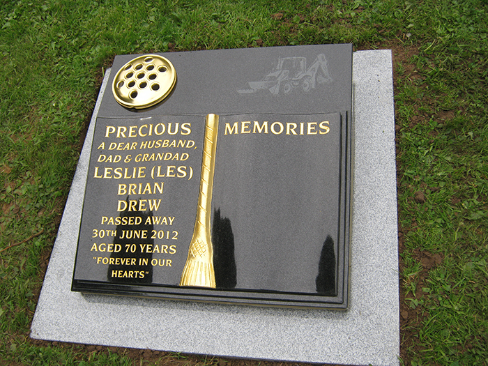 Quality Memorial Headstones Gravestones Churchyard Memorials In